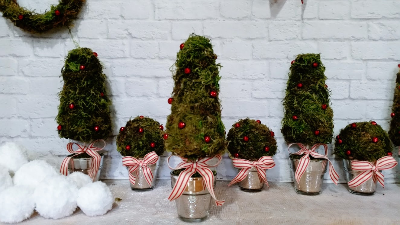 description msapple introduces christmas topiaries - Topiary Christmas Decorations