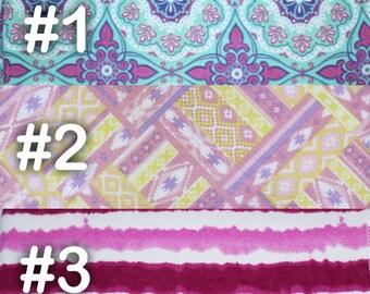 "Geometric Mandala Extra Large Receiving Blanket - 36"" x 42"""