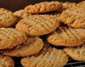Chewy Peanut Butter Cookies 18 ct.