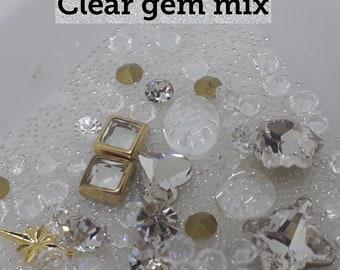 Gem Mix - Nailart mix pots