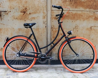 City Bike Moonlight Orange Flavour