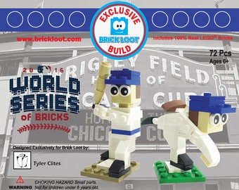 World Series of Bricks Custom LEGO KIT