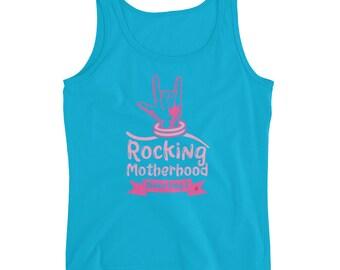 Rocking I Love You ASL Ladies' Tank