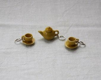 Stitchmarkers - Tea Set - Stitch Markers