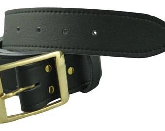 Vegan Belt Vegetarian Belt Trousers Belt Black Trousers Belt