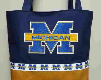 Michigan University Purse