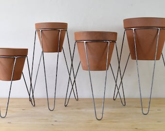 Mid Century Style Plant Stand