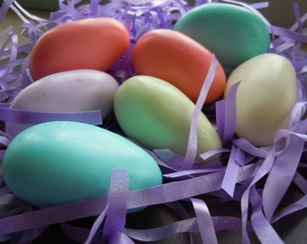 Candy Soap - Marshmallow Candy Egg Soap - Easter Soap - Egg Soap - Spring - Holiday Soap - Vegan Soap - Gift for Kids - Kids Soap