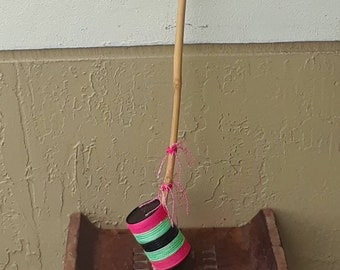 African/Caribbean portable earth bow   FREE DOMESTIC SHIPPING