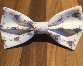 Roal Dahls Matilda Handmade Dog Bow Tie.