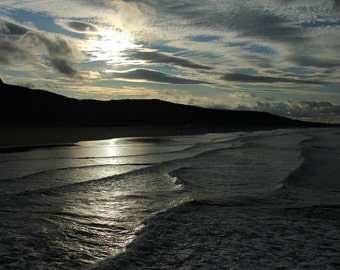 Saltburn Sea