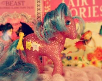 My Little Pony G1 Stardancer Sparkle Pony