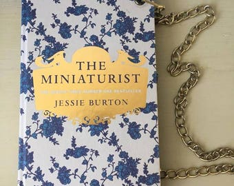 The Miniaturist Handbag Book / Purse