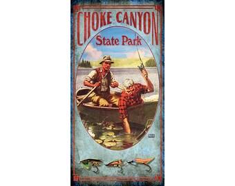 Choke Canyon State Park