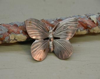 """2"""" medium steel butterfly"""