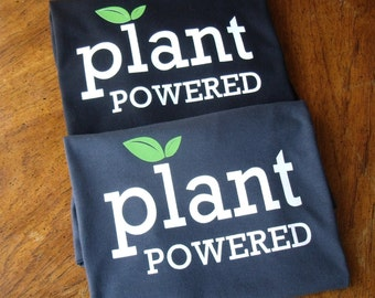 Plant Powered T-Shirt for Women