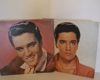 Elvis Presley vinyl records /2/ Readers Digest edition 3-4 VINTAGE