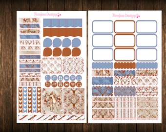 Fairy Tale Forest Planner Sticker Kit Sized For The Happy Planner or ECLP CHOOSE ONE