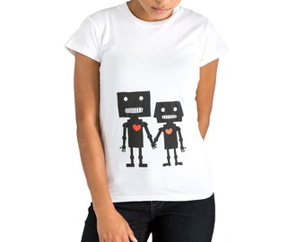 Sweet Vibes Robot Love Tee