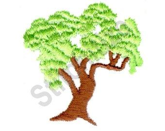 Tree - Machine Embroidery Design