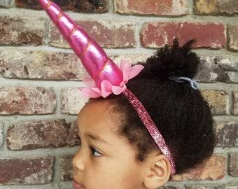 Unicorn children headband