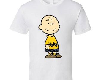 Charlie Brown Classic T Shirt