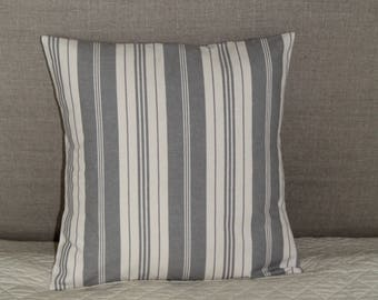Cushion cover 40 X 40 cotton ticking