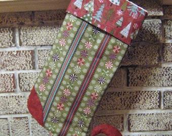On Sale Elfin Toe Christmas Stocking Ready To Ship