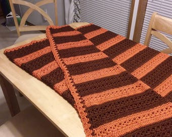 Country cozy afghan