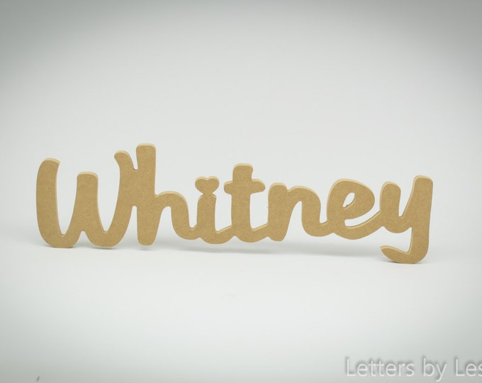 DIY wooden wall name sign. Nursery name sign. Children's wall letters. Wooden letters. Kids wall name sign. Kids' Crafts
