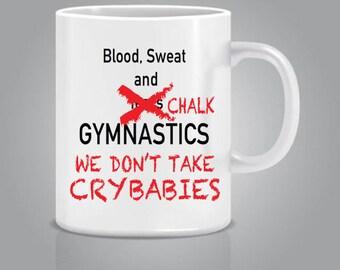Gymnastics Coffee Mug - Gymnastics Mug - Gymnastics Gifts - Gymnast Mug - Gymnast Gifts - Ceramic Mug