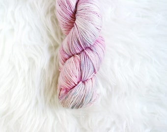 my little brony - MCN sock yarn - merino cashmere nylon