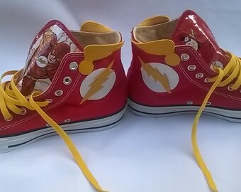 Flash Converse Sneakers