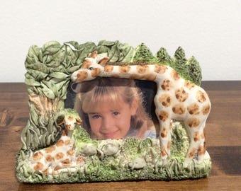Sweet Giraffe Frame