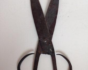 Antique Cast Iron Shears