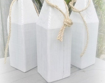 Wedding Reception - Table marker - Wood buoys - DIY - Ready to finish - nautical buoy kit - craft project - coastal decor kit