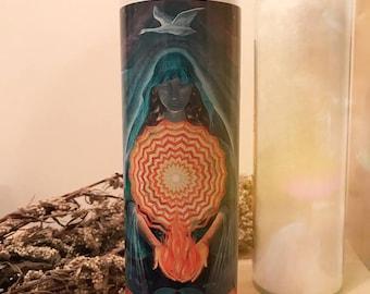 Novena/7 days Goddess Candle - Brighid