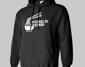 RAMEN NOODLE ASIAN Food Hoodie hooded sweatshirt sweat shirt