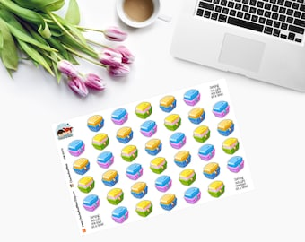 FOLD LAUNDRY Stickers - CAM00173