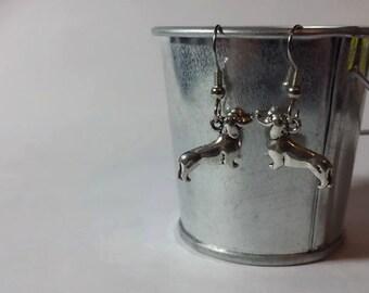 Doxie (Dachshund) Earrings