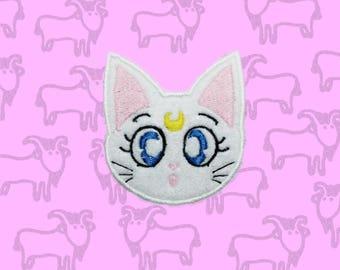 Artemis Sailor Moon Patch