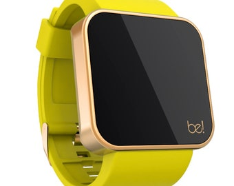 Touch Screen Watch - Shiny Gold