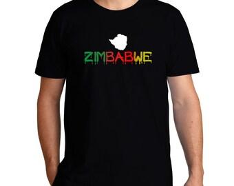 Dripping Zimbabwe T-Shirt