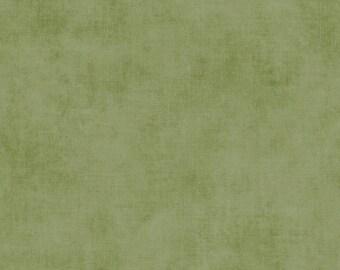 Basic Shades Moss - Serenata Coordinate:  1 Yard Cut