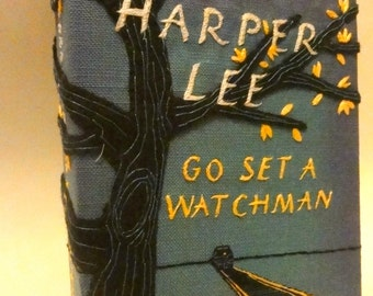 Go Set a Watchman by Harper Lee clutch bag