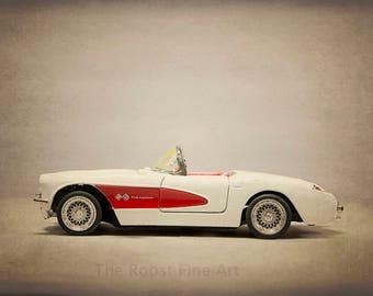 1957 Corvette Boys Room Decor Fine Art Photography