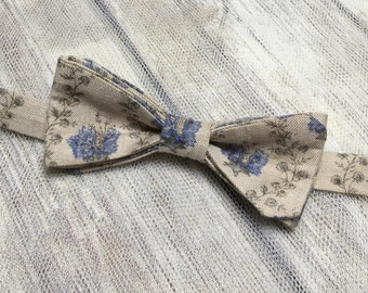 Love in a Mist Bow Tie