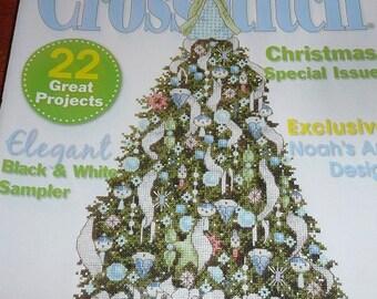 Just Cross Stitch Magazine December 2008