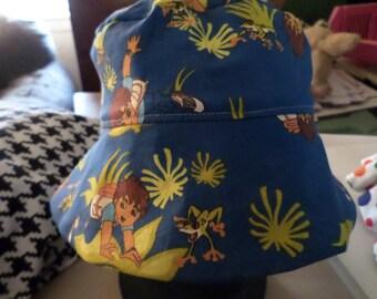 Diego theme bucket hat