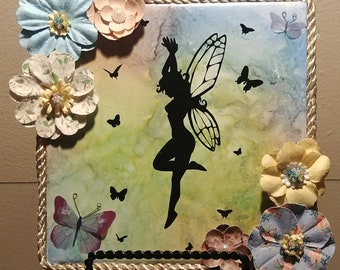 Butterfly Fairy Tile